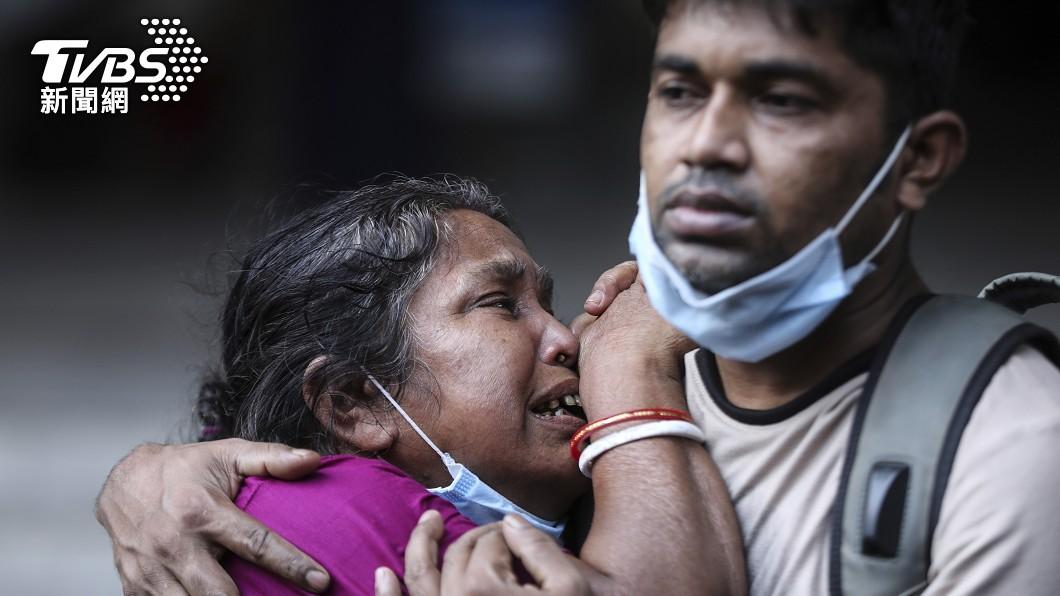 圖文/印度病歿人數逾24萬 日以繼夜火葬