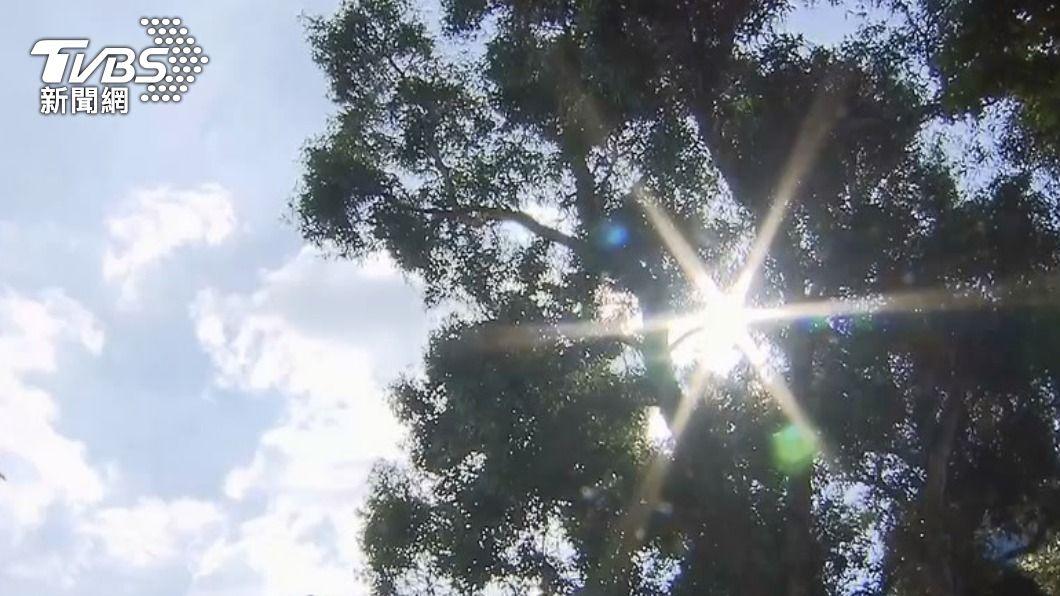 (圖/TVBS) 天氣炎熱高溫 用電飆3642.5萬瓩再創今年新高