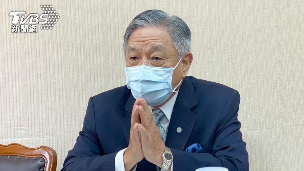 外交部次長田中光。(圖/中央社) 爭取參與WHA 外交部次長:我們奮戰到最後一刻