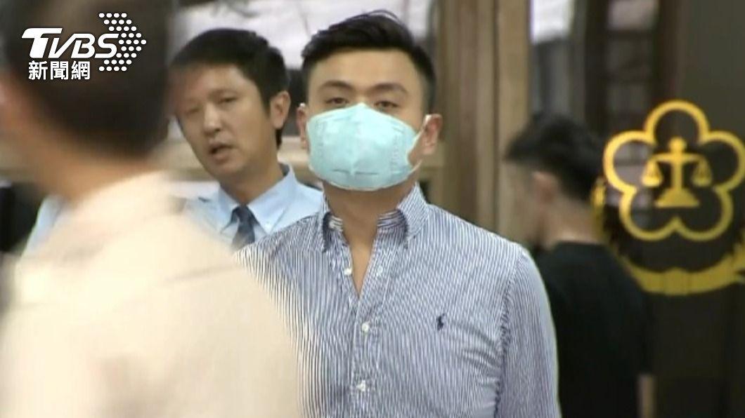 曾威豪減為8年徒刑(圖/TVBS資料照) 信義夜店殺警案更一審 曾威豪劉芯彤夫妻減為8年徒刑