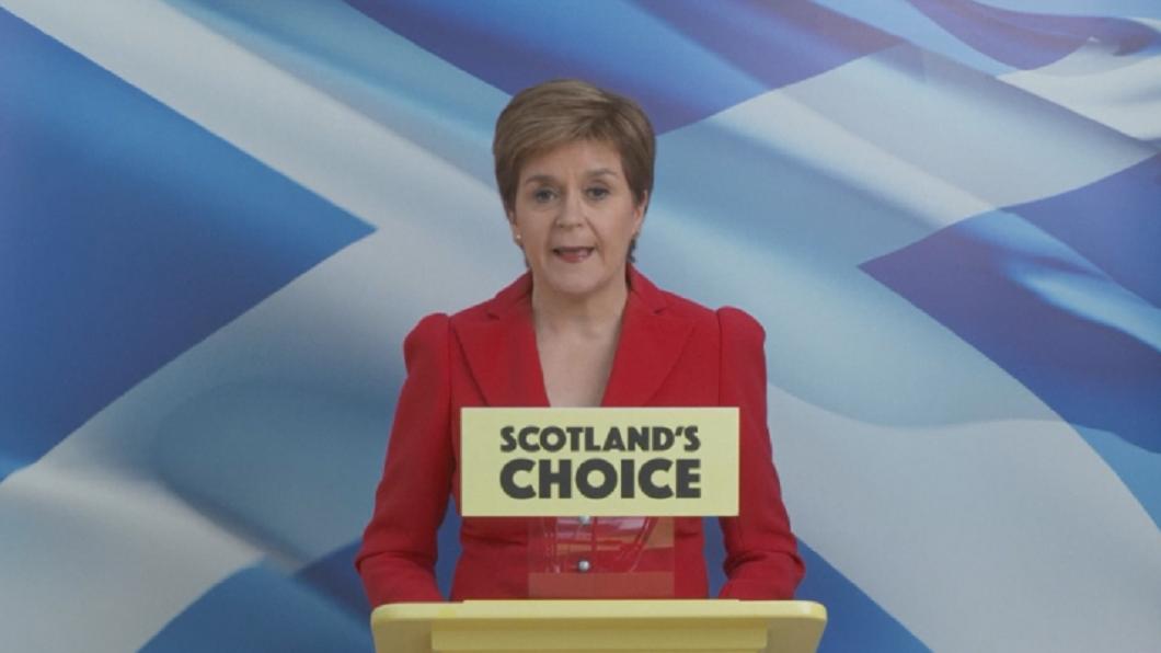 蘇格蘭民族黨四度勝選成議會最大黨 獨立公投捲土重來