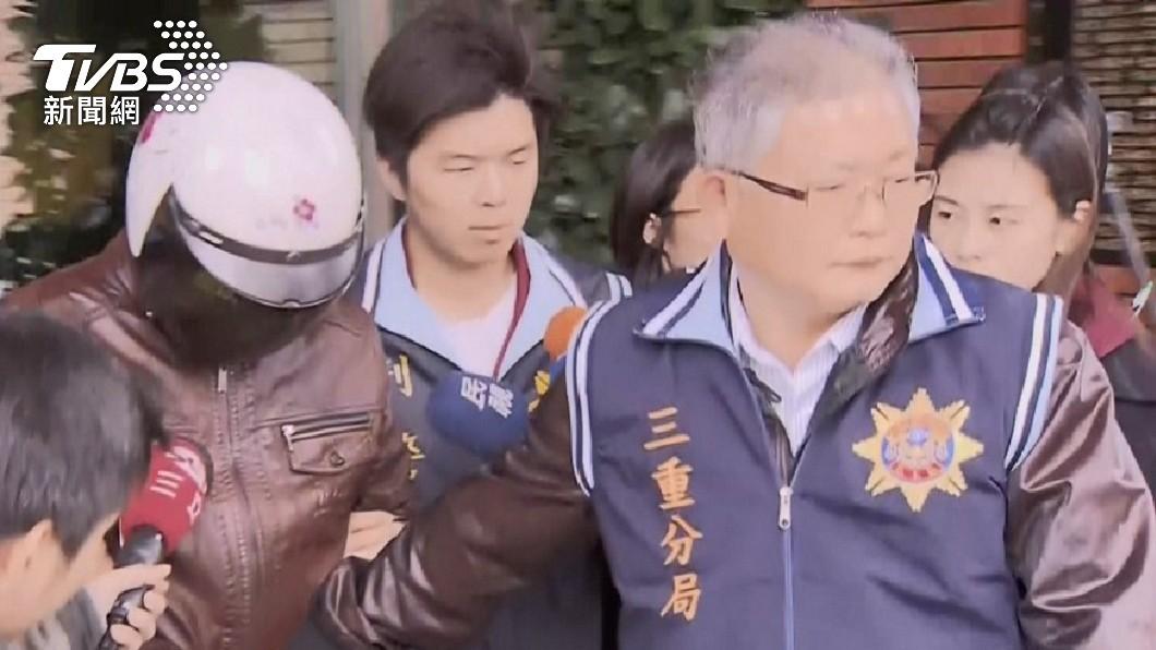 男子湯景華涉嫌縱火燒死6人,4度遭法院判處死刑。(圖/TVBS資料畫面) 縱火奪走6命4度判死 湯景華辯「攝護腺老化」求交保