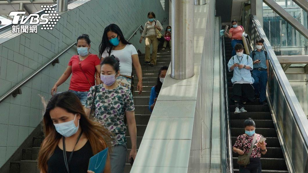 林鄭月娥稱香港疫情穩定。(圖/達志影像美聯社) 稱香港疫情穩定 林鄭月娥:已連4天沒本地傳播
