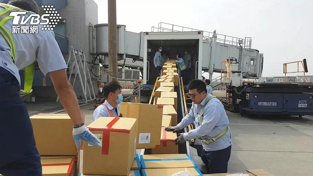 圖/TVBS 華航「清零2.0」運量剩1成多 衝擊晶片、網購