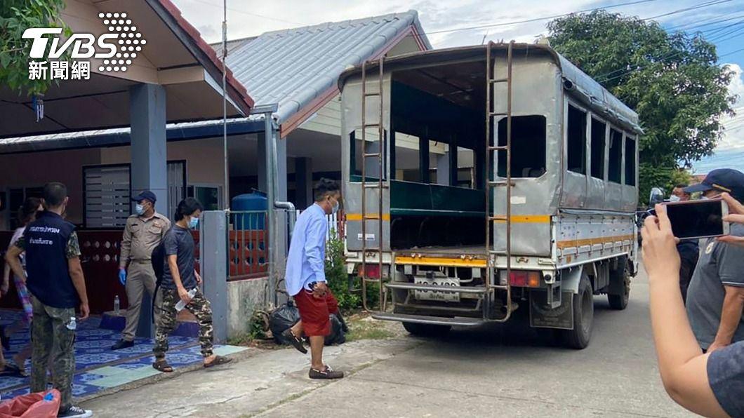 幾名緬甸獨立媒體記者非法入境泰國遭逮捕。(圖/達志影像美聯社) 緬甸記者逃亡泰國被捕恐遣返 各界籲泰方放人