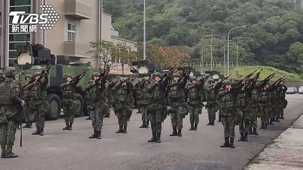 狂爆本土 國防部:明起至6/30停止教育召集