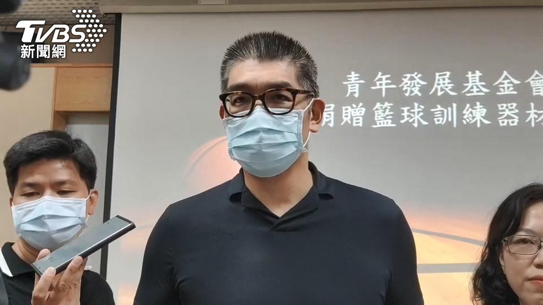 國民黨智庫副董連勝文宣布不參選黨魁。(圖/TVBS資料畫面) 「父親真的年紀大了!」 連勝文:原諒我有無法競選的苦衷