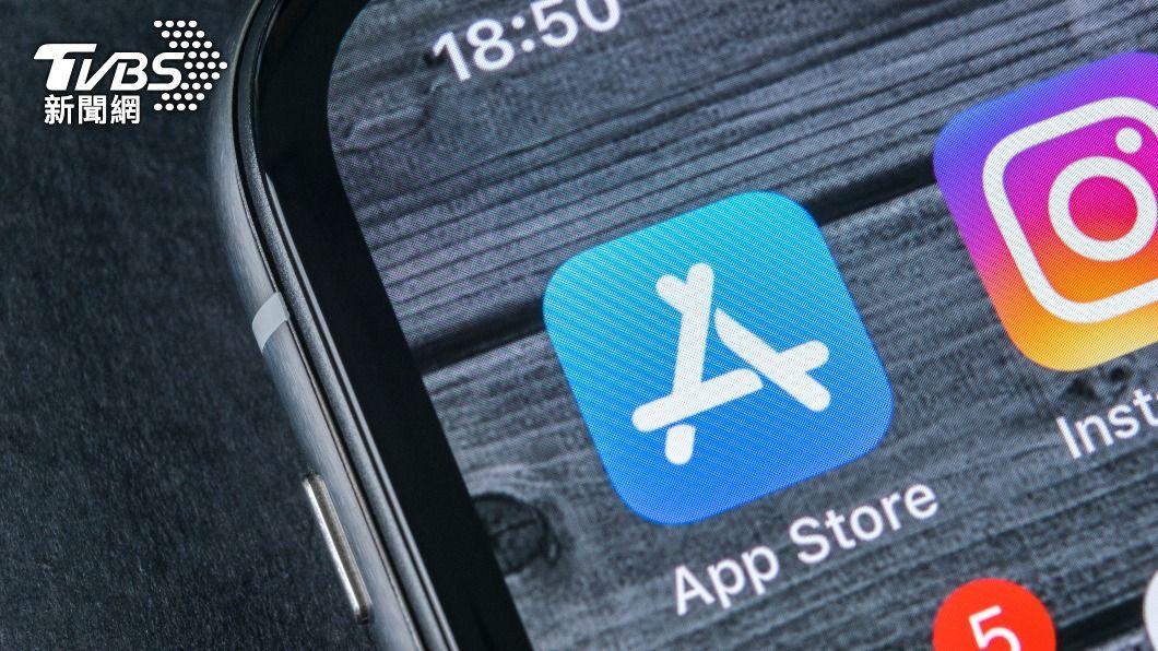 (示意圖/shutterstock 達志影像) 蘋果2020年防App詐欺 下架近百萬款新程式