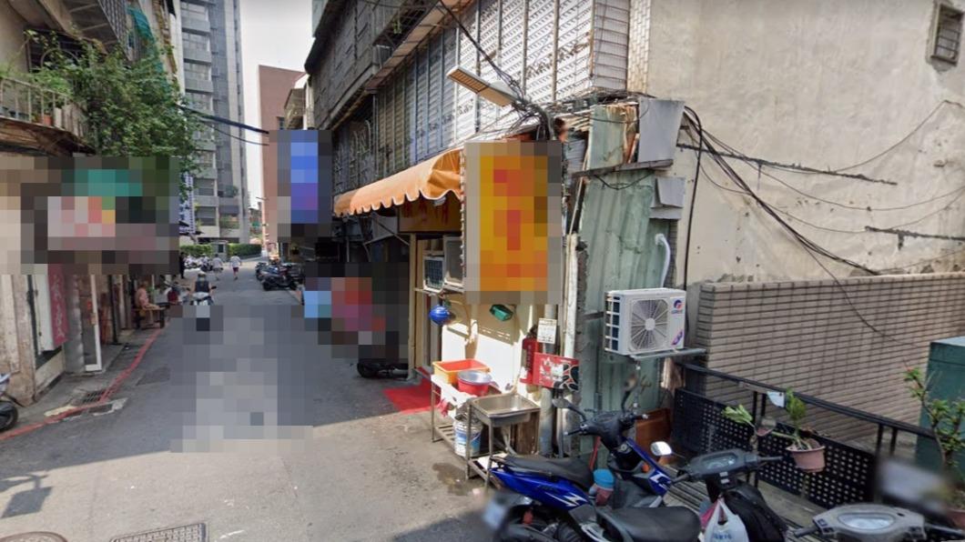 本土疫情延燒,萬華茶館也有人確診。(圖/翻攝Google Map) 台北市社區淪陷!萬華茶館2女子確診 客人危險了