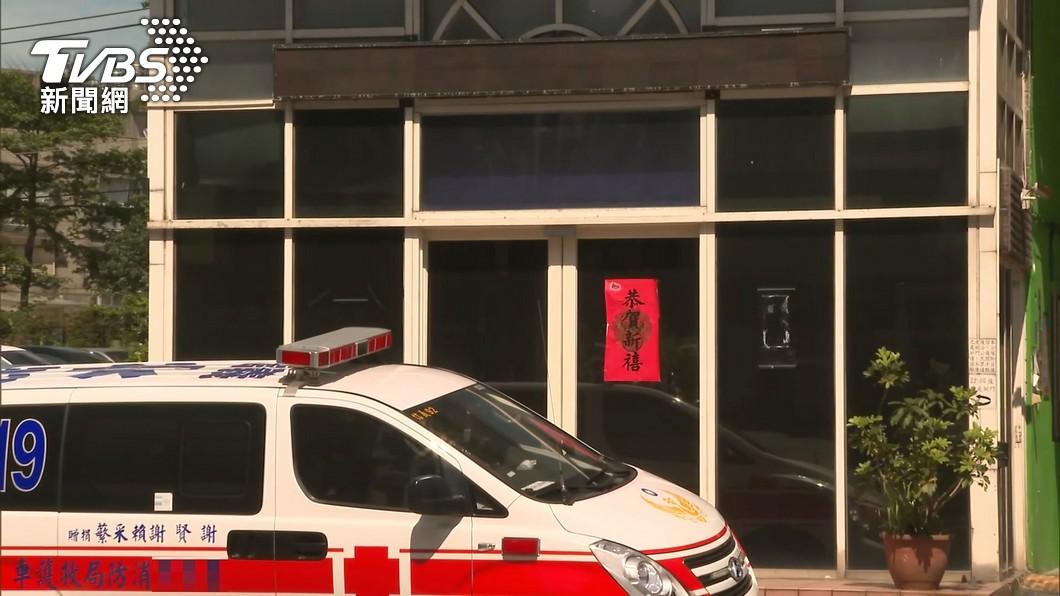 萬華區消防分隊隊員快篩陽性。(示意圖/TVBS) 消防員快篩陽性 北市消防局:已設應變計畫