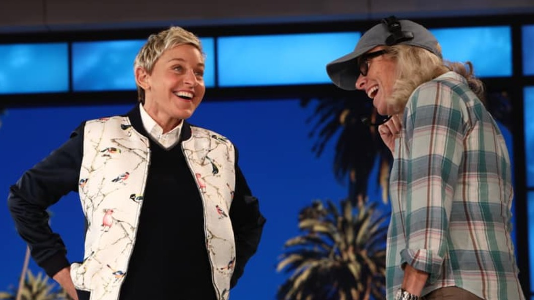 美國知名脫口秀主持人艾倫狄珍妮絲12日表示,她的節目艾倫秀在19季後將畫下句點。(圖/Facebook Ellen DeGeneres) 美國知名節目「艾倫秀」 19季後將畫下句點