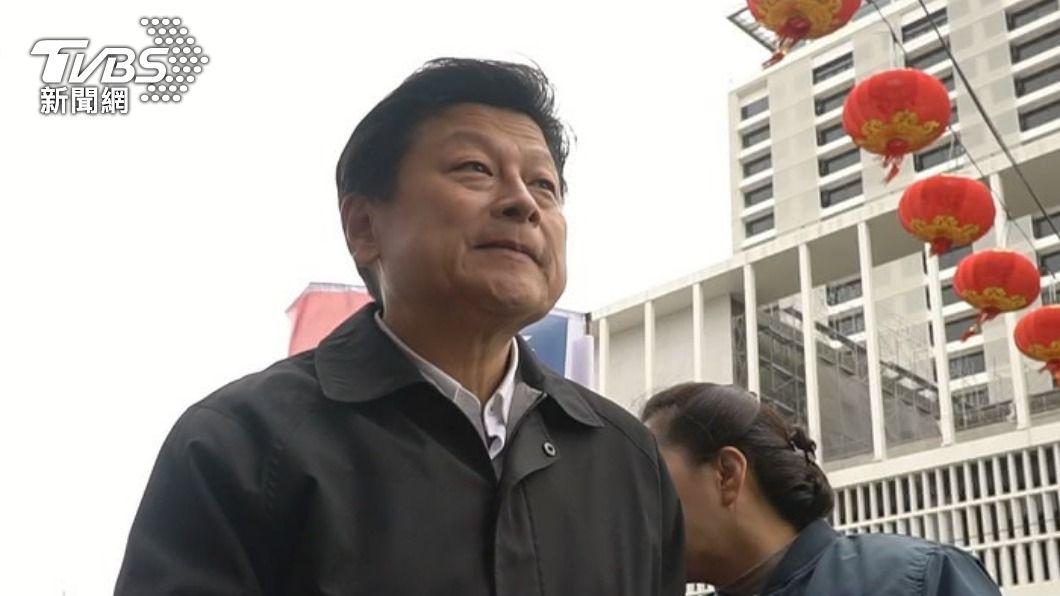 無黨籍立委傅崐萁假釋獲准假釋,13日晚間出獄。(圖/TVBS資料畫面) 台灣首位!傅崐萁入獄近1年假釋出獄 將回立院行使職權