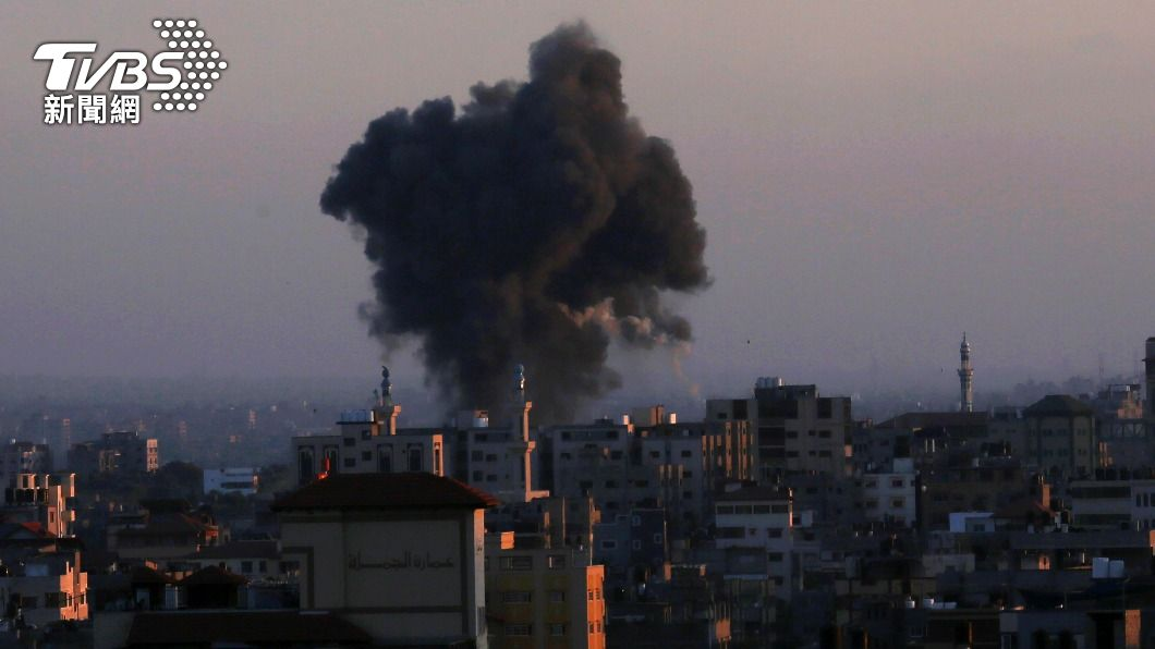以色列與巴勒斯坦人衝突衝突不斷升溫。(圖/達志影像美聯社) 以巴衝突加劇 聯合國安理會定16日開會因應