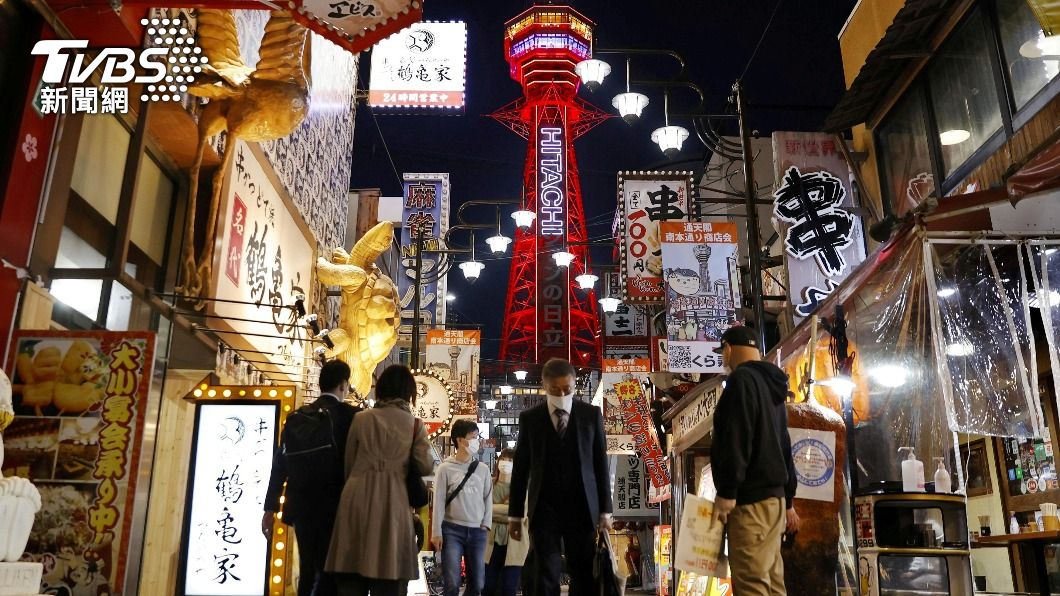 圖/達志影像路透社 「封城」擴至北海道等九地! 日本35萬人連署「停辦奧運」