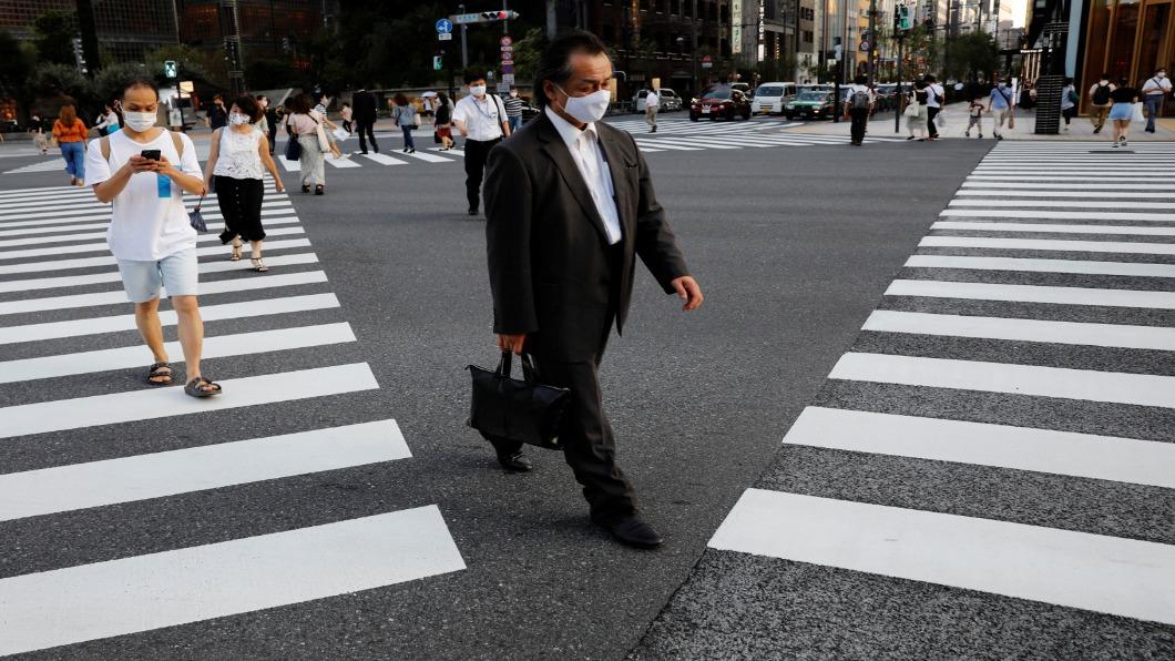 圖/達志影像路透 日本追加緊急令 北海道.岡山.廣島升級列管