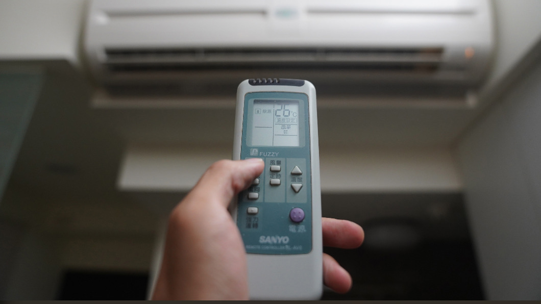 台電表示,14日用電量再創歷年5月新高。(圖/中央社) 14日用電創歷年5月新高 相隔667天供電吃緊再亮黃燈