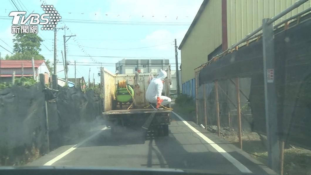 台灣本土個案一天比一天多。(圖/TVBS) 北上萬華賣葡萄「彰化一家6染疫」 母親節聚餐兒女中鏢