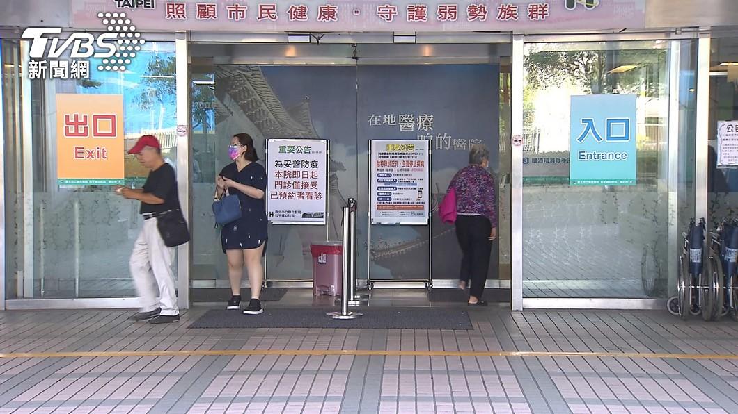 本土疫情日漸升溫,16日再公布206案例。(圖/TVBS) 全民共同抗疫! 指揮中心授權縣市政府公布足跡