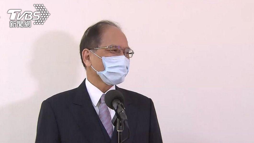 立法院長游錫堃。(圖/TVBS資料畫面) 游錫堃籲美日對陸「畫紅線」 台海有事就承認台灣