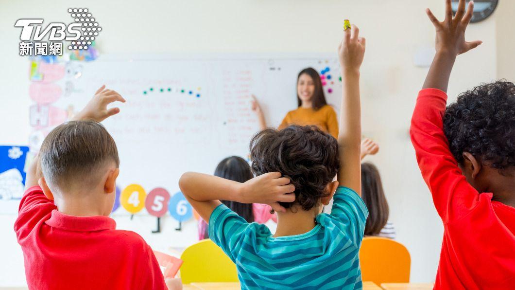 政府擬加速推動5歲幼兒教育義務。(示意圖/shutterstock達志影像) 國教向下延伸至5歲 立院:無理由再拖延