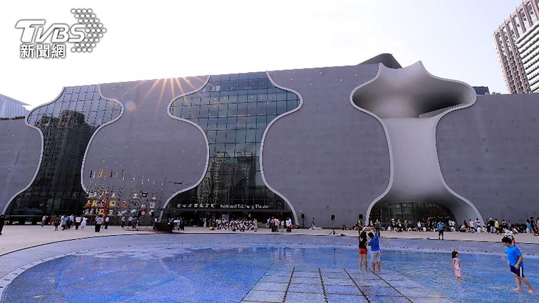 台中國家歌劇院。(圖/中央社) 配合防疫 台中歌劇院、台灣音樂文化園區閉館至6/8