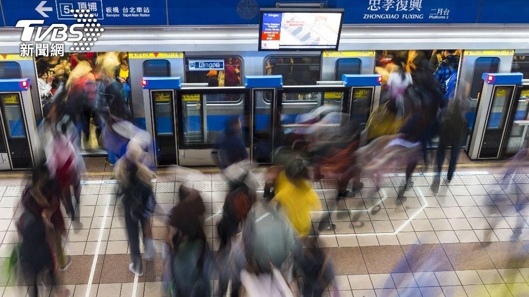 台北捷運遭爆有員工確診。(示意圖/shutterstock 達志影像) 台北捷運驚傳「員工3人確診」 莊人祥證實回應