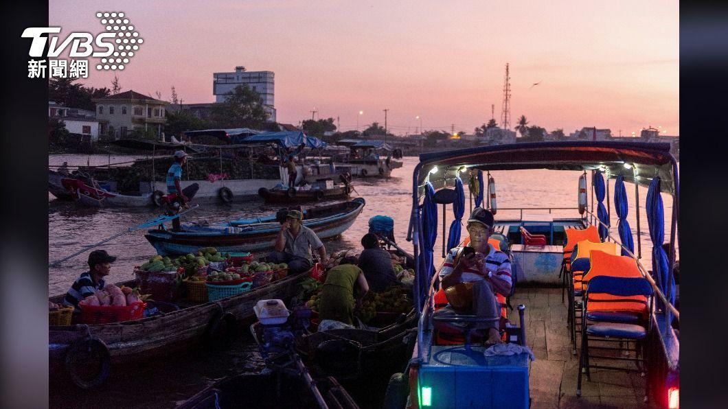 圖/達志影像路透社 越南本土病例連2天創新高 衝上187例