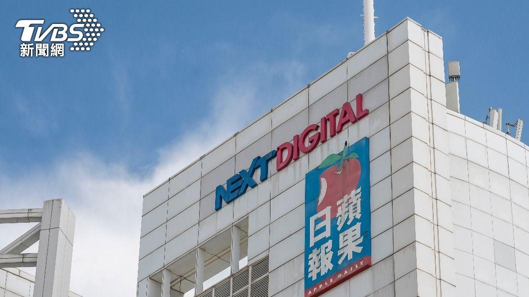 香港壹傳媒。(示意圖/shutterstock 達志影像) 黎智英資產遭凍結 香港壹傳媒股票暫停買賣