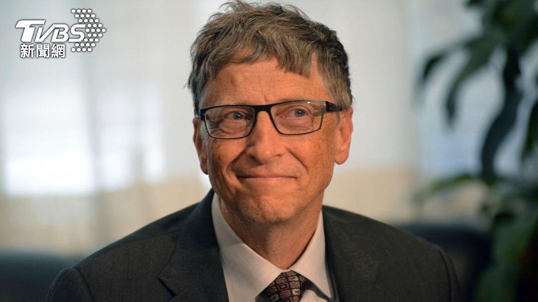 微軟共同創辦人比爾.蓋茲。(圖/達志影像美聯社) 非自願請辭微軟?比爾蓋茲爆與員工有染 被董事會逼下台