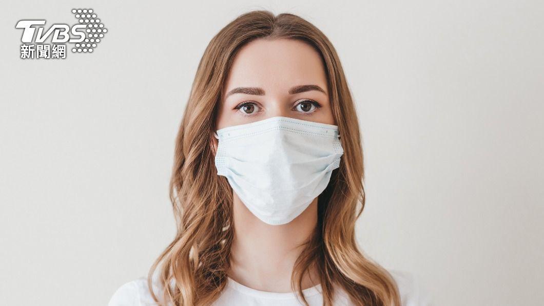 疫情嚴峻,民眾外出都須配合戴口罩。(示意圖/shutterstock達志影像) 美CDC教4步驟戴好口罩 增加密合度降低感染風險