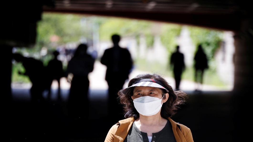 圖/達志影像路透 第四波難控!南韓日增600+人 「群聚感染」頻發