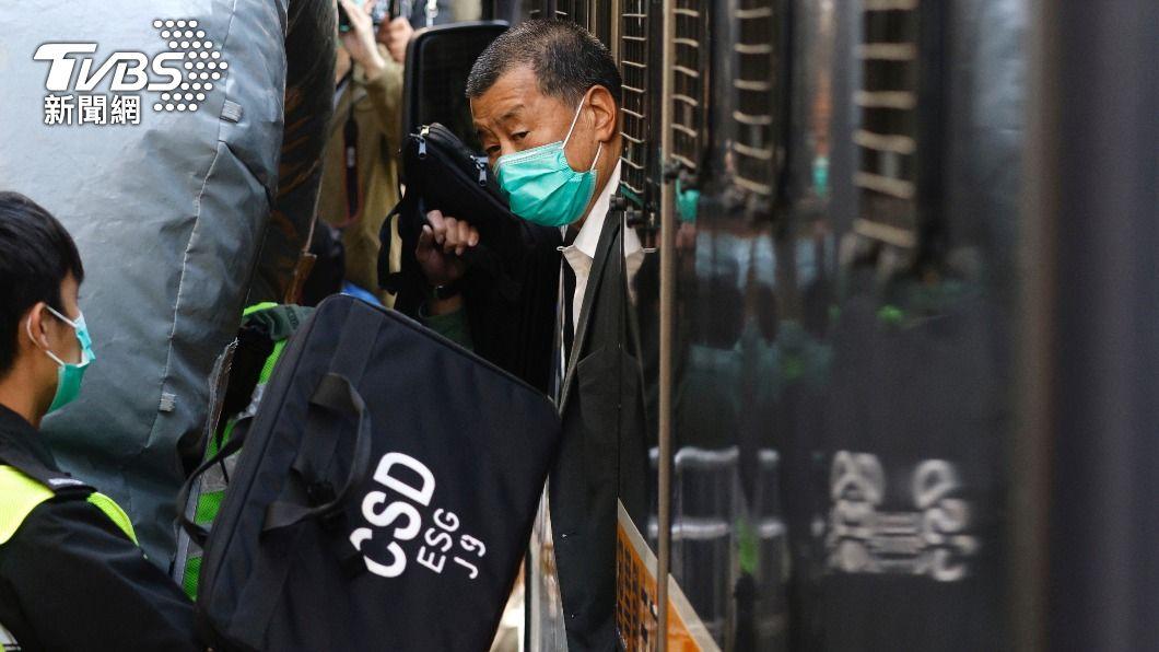 壹傳媒集團創辦人黎智英。(圖/達志影像路透社) 香港反送中10.1遊行開審 黎智英等10人認罪