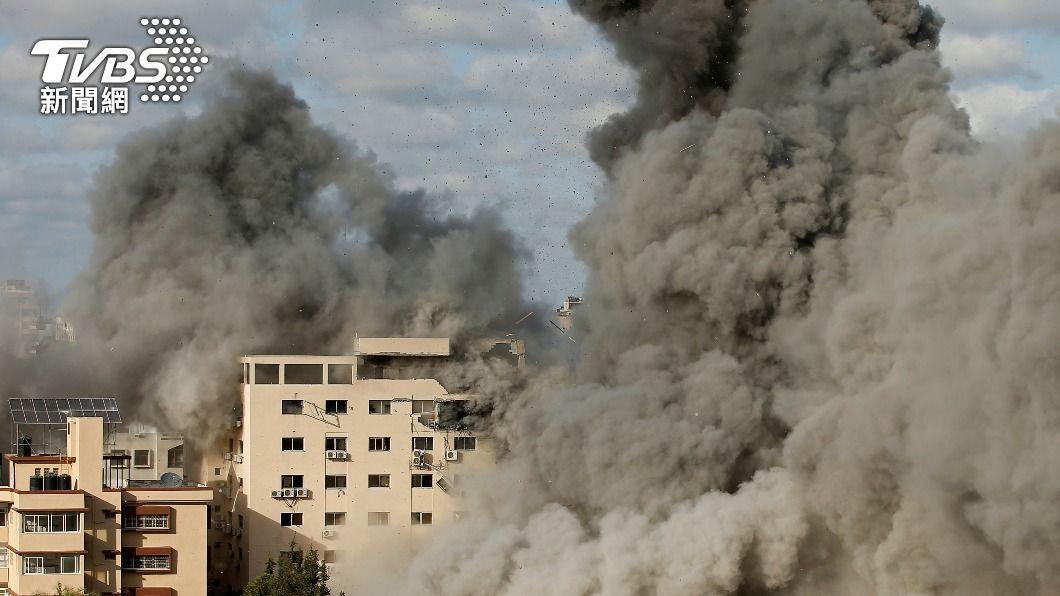 (圖/達志影像路透社) 美國再次阻撓 安理會無法通過以巴衝突聲明