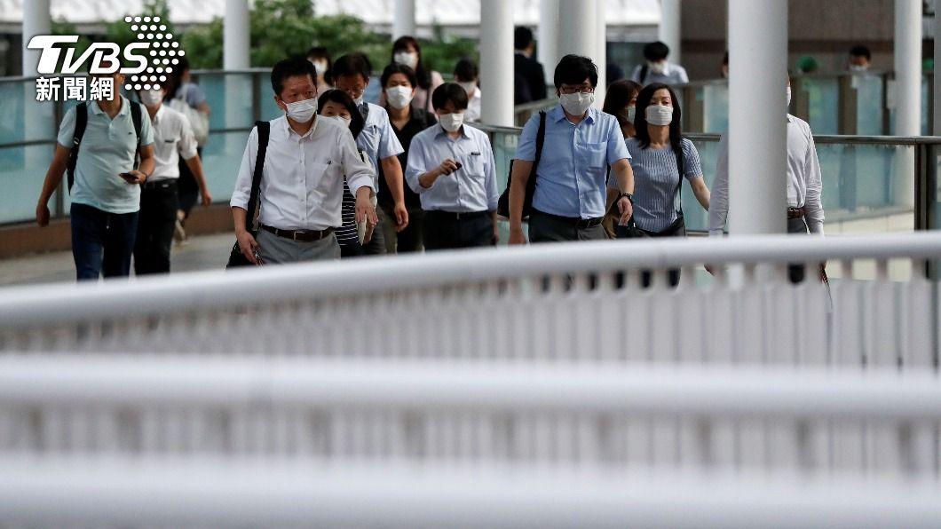 (圖/達志影像 路透社) 日本企業推「疫苗接種假」 補助交通費還可陪家屬接種