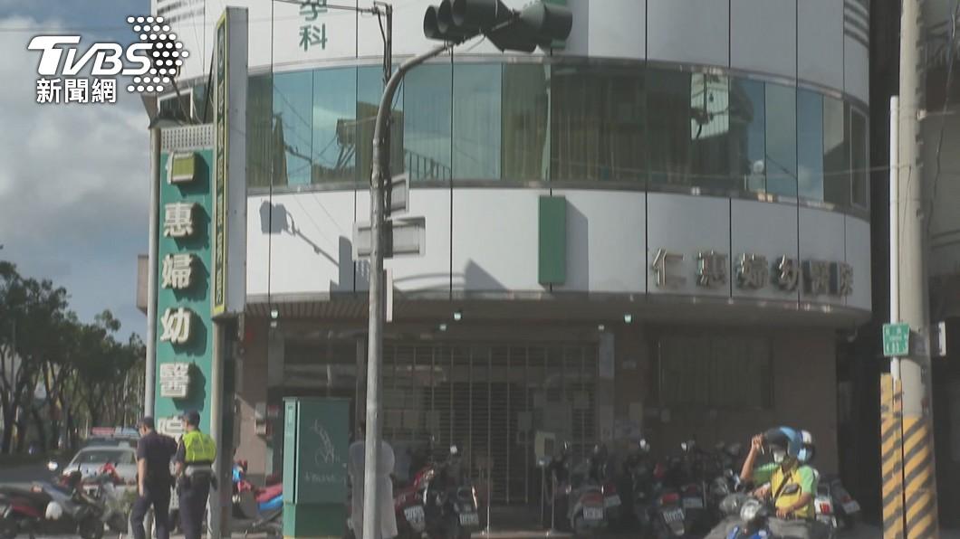 圖/TVBS資料畫面 快訊/仁惠醫院確診男隱匿足跡 治療近月6/13病逝