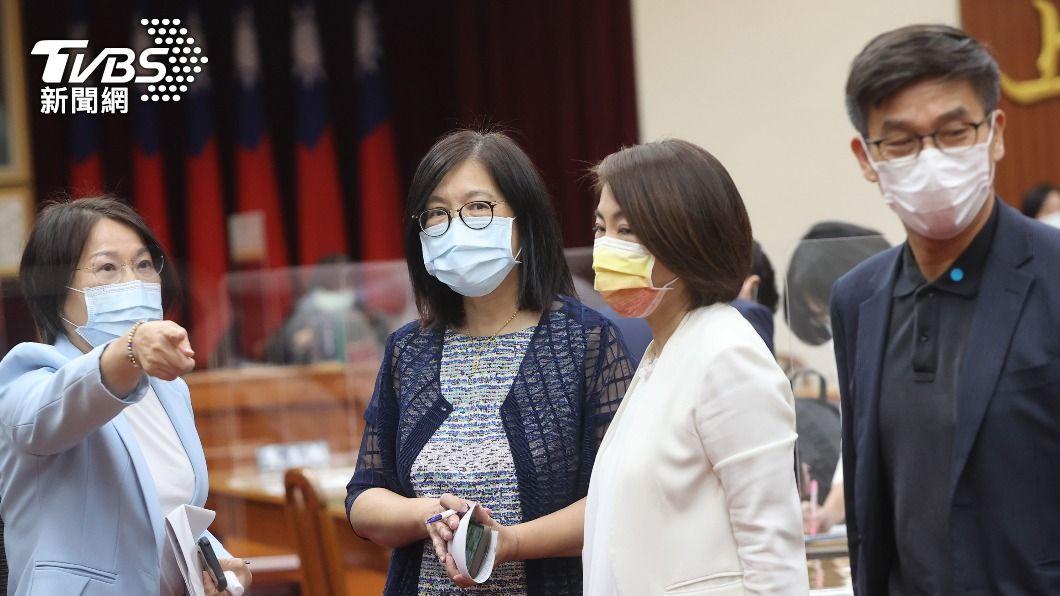 (圖/中央社) 立法院修憲委員會召開首次會議 朝野推舉5席召委