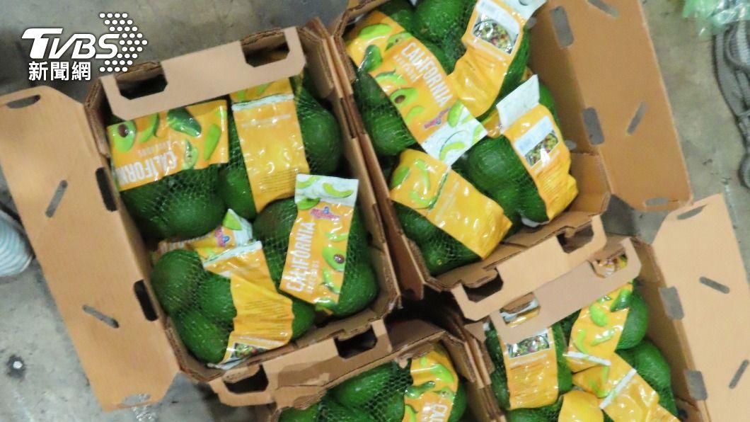 好市多美國酪梨又檢出重金屬鎘超標。(圖/中央社) 美國酪梨再度驗出鎘超標 好市多:未流入市場