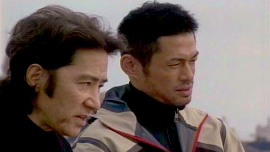 田村正和(左)與眾多演員合作過。(圖/翻攝自推特) 永遠的古畑任三郎 田村正和人生美學優雅謝幕
