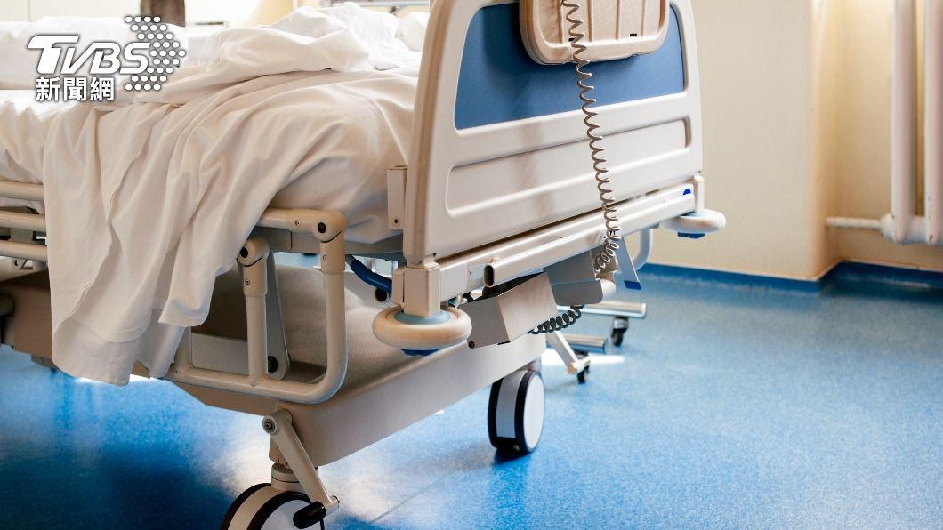 (示意圖/shutterstock 達志影像) 60歲以上重症率逾3成 雙北病房量能漸舒緩