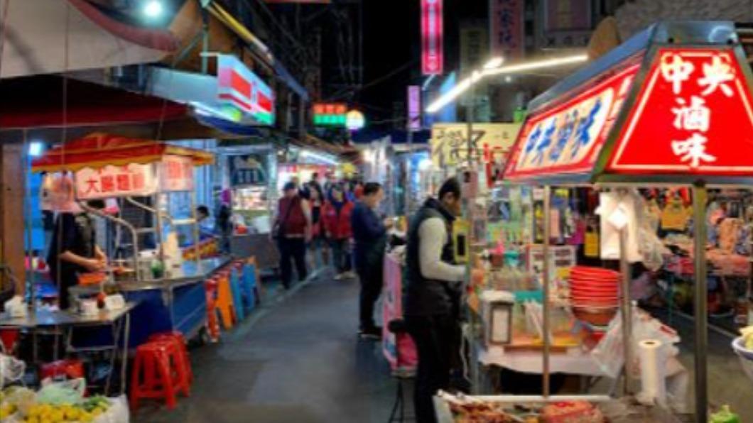圖/翻攝自Google Map 快訊/新北夜市、市場今晚起全面禁止內用 超商禁售未包裝熟食