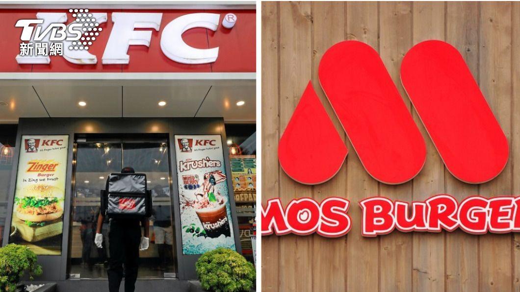 全台多家速食業者暫時關閉內用區。(圖/TVBS) 不斷更新/防疫加嚴禁內用 全台餐飲營業異動一覽