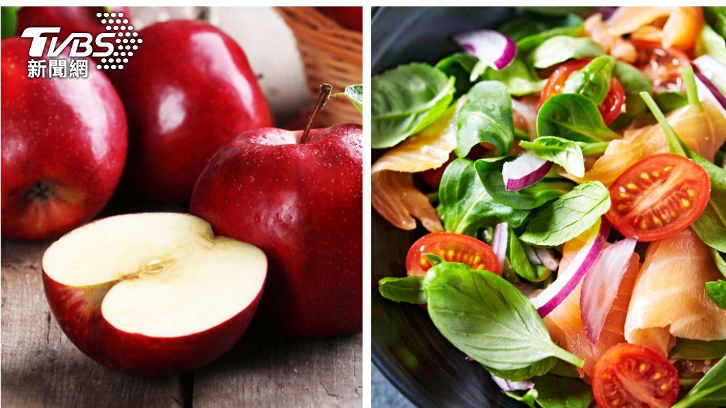 許多蔬果都具有降低癌症風險的效果。(示意圖/shutterstock達志影像) 吃核桃、蔓越莓提升免疫力!醫曝防癌不可不知8大食物