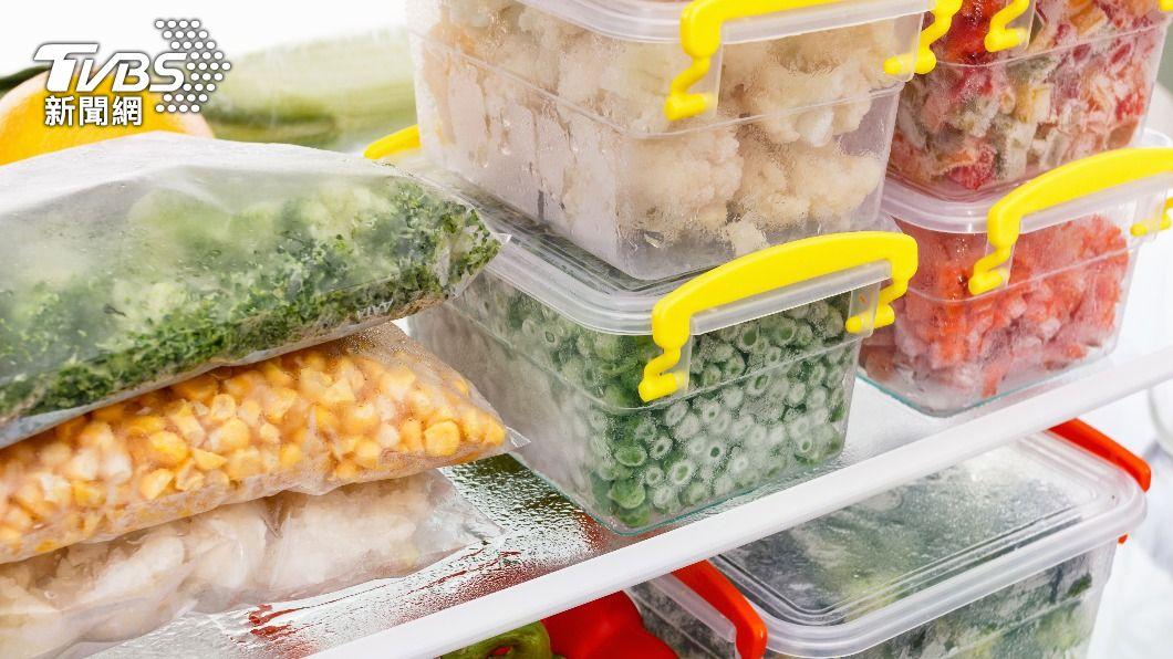 專家曝冰箱正確使用方法。(示意圖/shutterstock 達志影像) 雞蛋別放冰箱門!專家:開關影響溫度 曝「最佳位置」