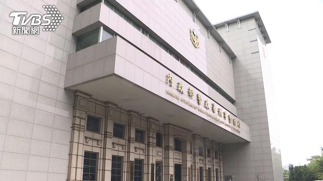 刑事警察局。(圖/TVBS) 疑涉多起重大槍擊案 刑事局逮美鷹會要角送辦