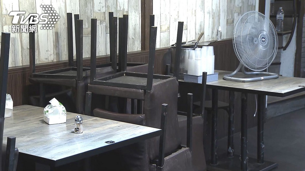 (示意圖/TVBS) 防疫再升級 竹市宣布25日起餐廳全面禁內用