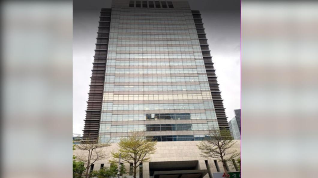 圖/翻攝自Google街景 快訊/光寶內湖總部員工傳確診 辦公大樓急消毒