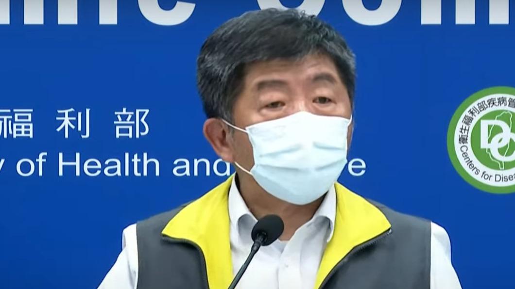 疫情指揮中心指揮官陳時中。(圖/TVBS) 新冠肺炎增6死 4人有慢性病史