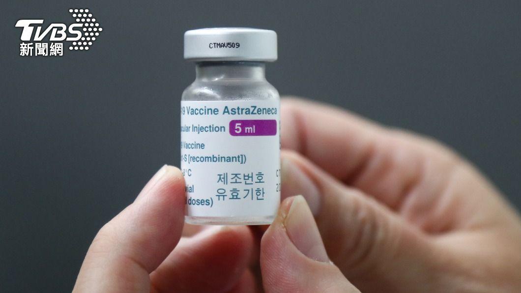 圖為AZ疫苗。(圖/中央社) 過敏族能打疫苗嗎? 過敏原因、高風險群一次看懂