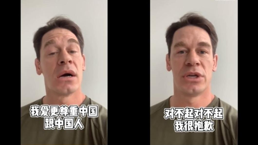 (圖/翻攝自微博) 稱台灣是國家引陸網友不滿 《玩命關頭9》男星道歉止血