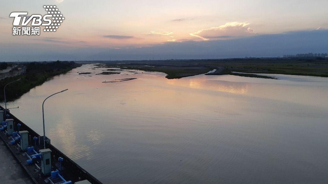 (圖/中央社) 高雄市開鑿32口井達陣 9.6萬噸水源26日到位